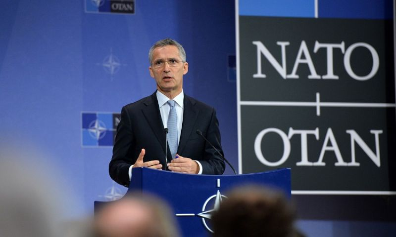 NATO Welcomes the Cessation of Fighting In Karabakh — Secretary General
