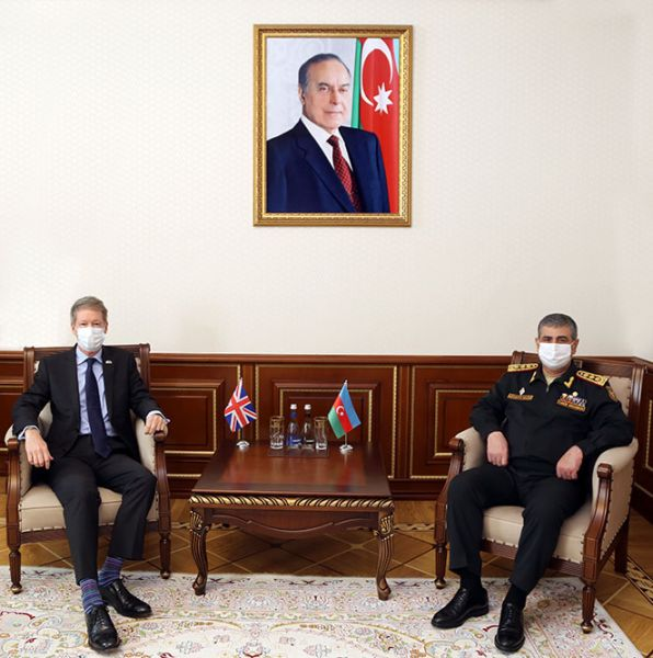 Britain to Participate in Restoration of the Liberated Areas