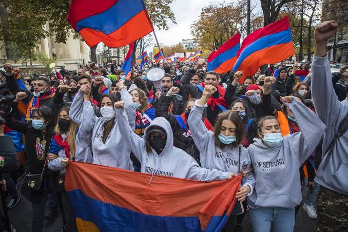 WILL ARMENIA WAKE UP TO THE NEW GEOPOLITICAL REALITY?