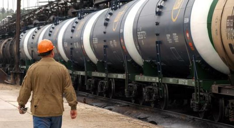 In January, Ukraine Purchased Oil Only from Azerbaijan