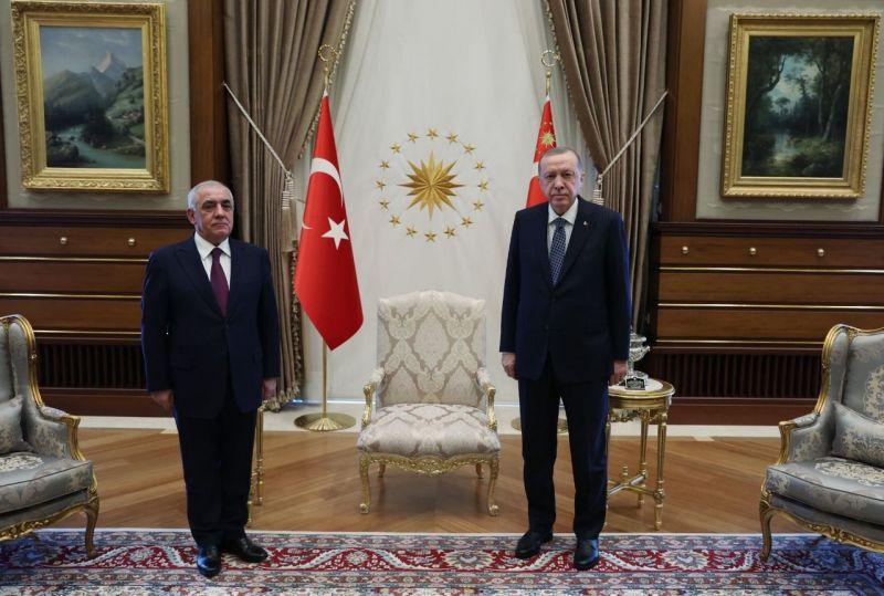 Prime Minister Ali Asadov Arrives in Turkey