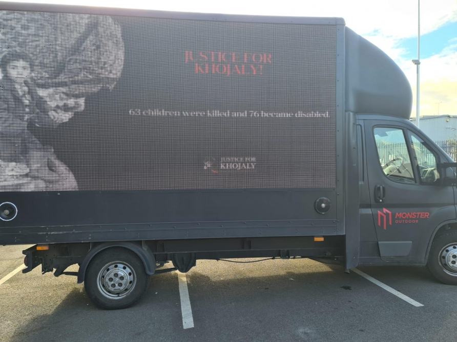 Awareness-raising Campaign Reflecting Khojaly Realities Organized in London