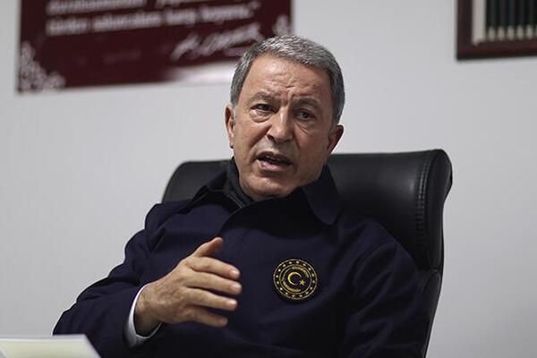 PKK terrorists kill 13 civilians: Defense Minister Akar