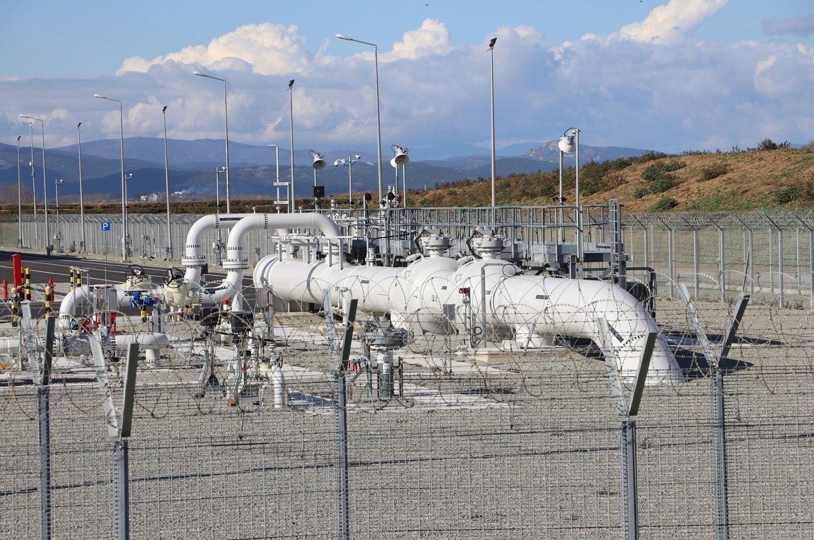 TANAP could supply hydrogen to Europe