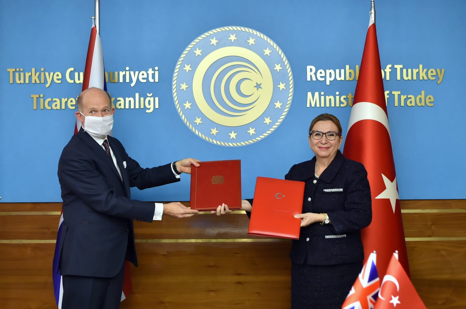 Post-Brexit Turkey-UK ties show signs of new strategic partnership