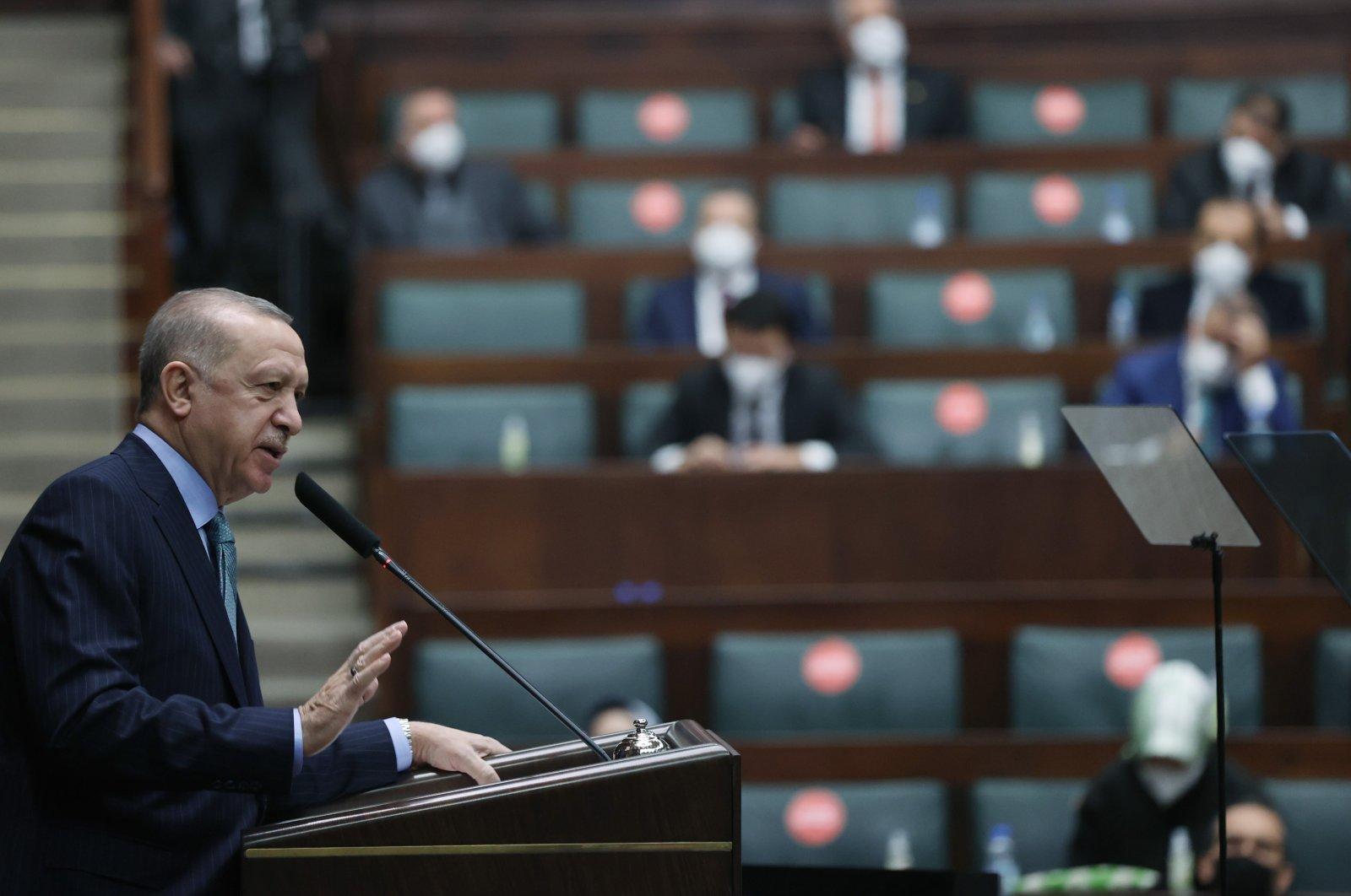 Turkey to take revenge for citizens killed by PKK terrorists: Erdoğan