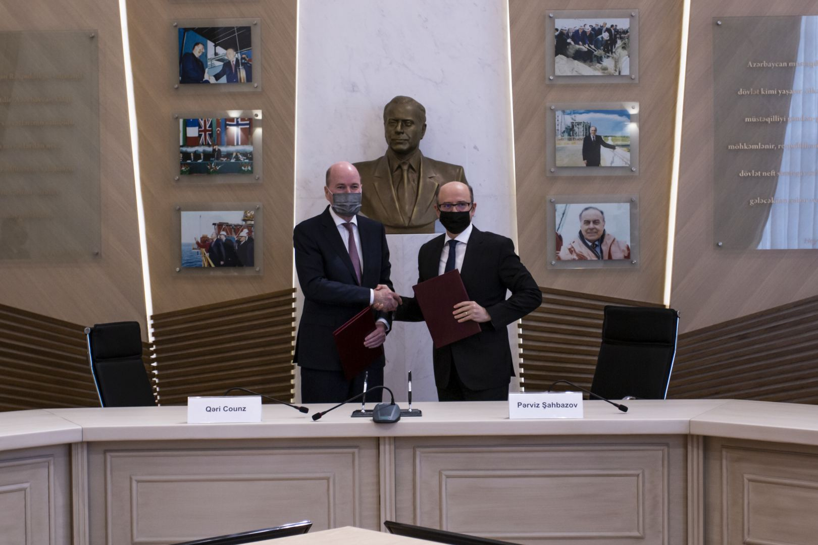 BP, Azerbaijan To Co-Op On Decarbonization Of Energy, Mobility Systems