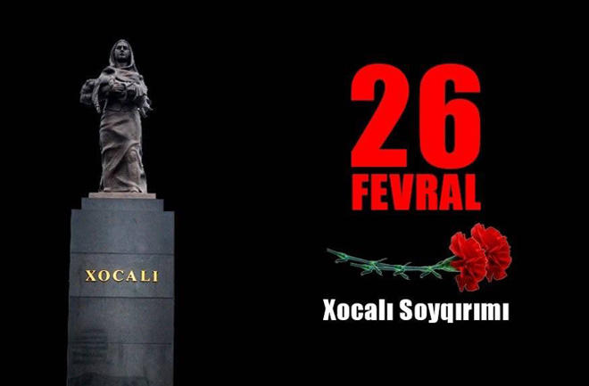 US State of Illinois Declared 26 February A Commemoration Day of Khojaly Victims