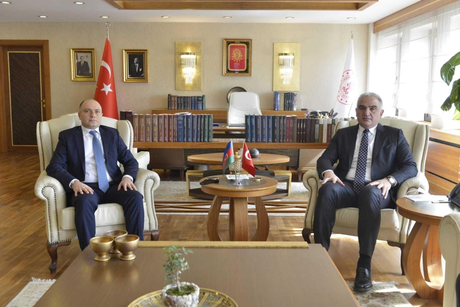 Turkey, Azerbaijan sign cooperation protocol in culture, arts