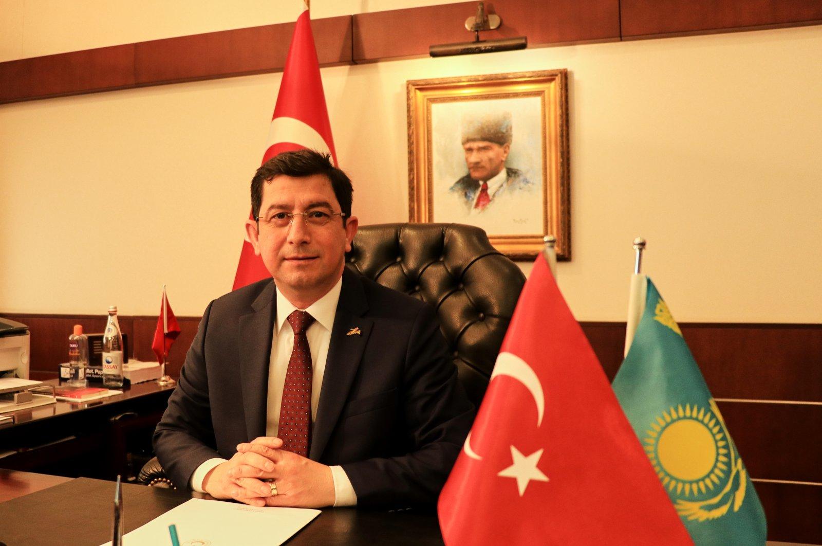 Turkey, Kazakhstan commemorate 29th anniversary of ties