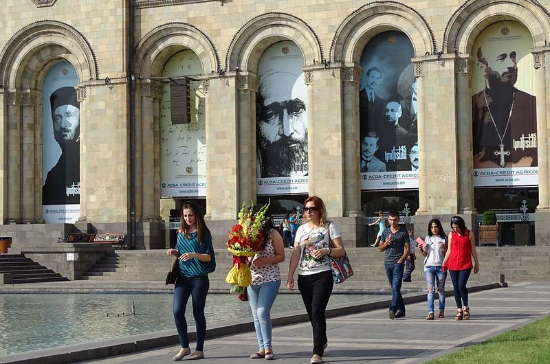 Despite Recent Changes in Armenia, Fascism and Anti-Semitism Remain a Concern