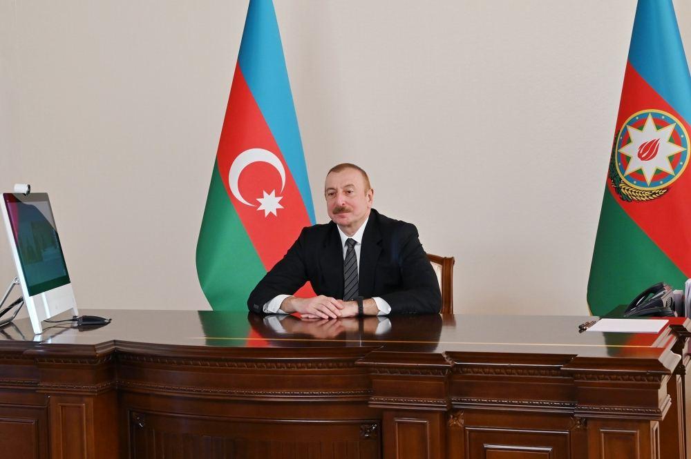 President Aliyev: Azerbaijan Considers Joint Military Exercises With Pakistan