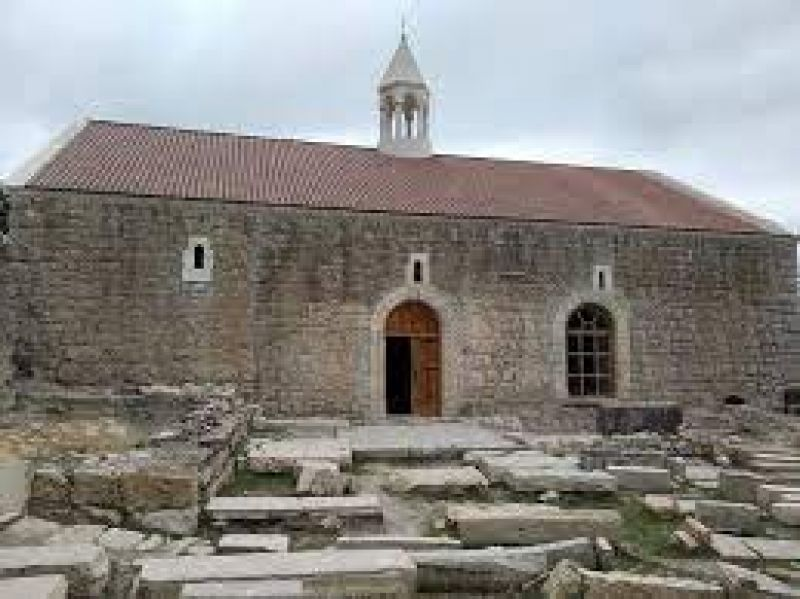 Members of the Albano-Udi Christian community will perform Easter services in the temple in Tuga