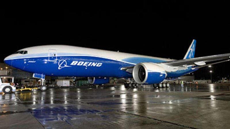 Azerbaijan acquires five Boeing 777 cargo planes