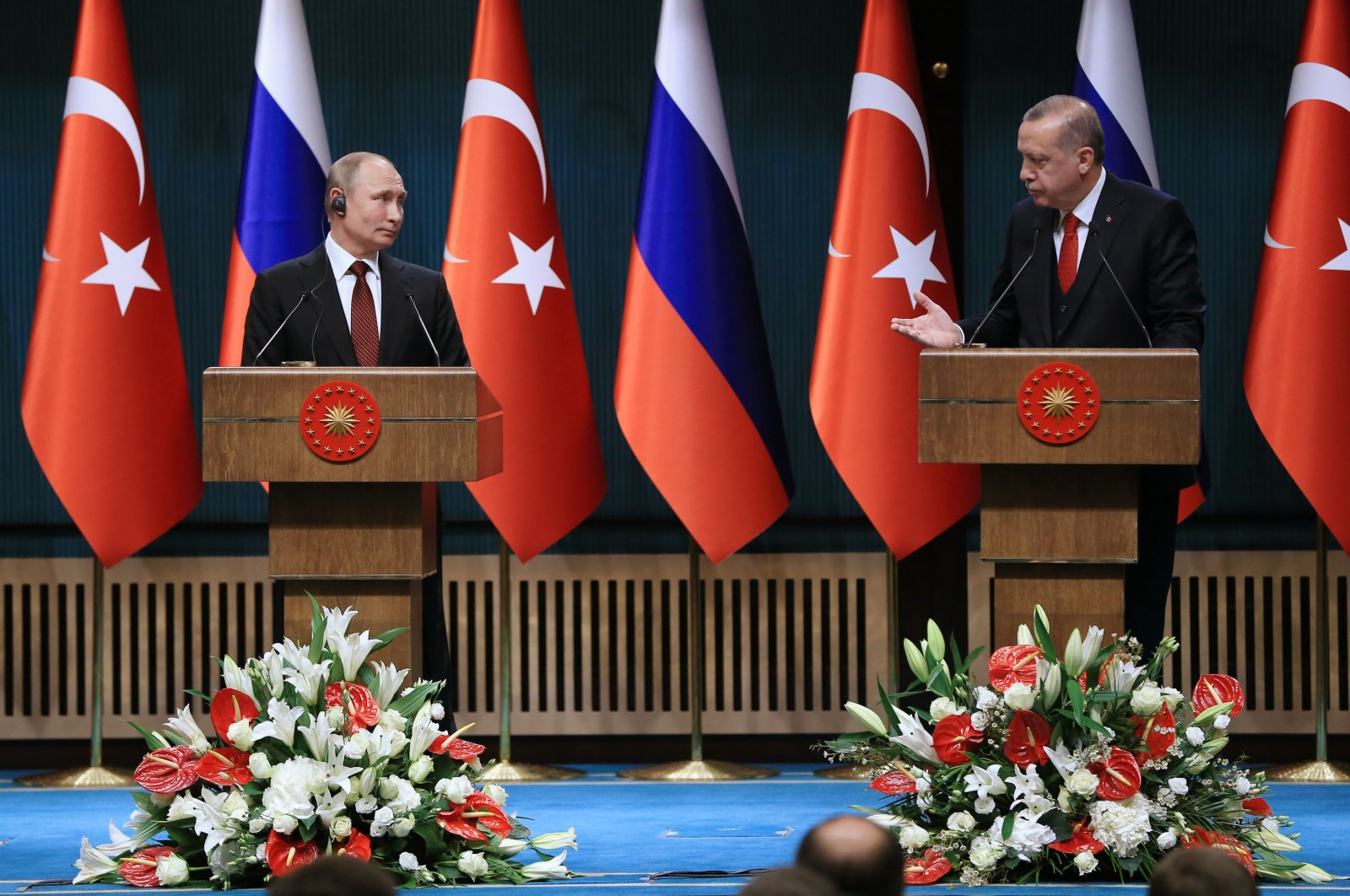 Developments on the Moscow-Ankara line and the Ukraine crisis