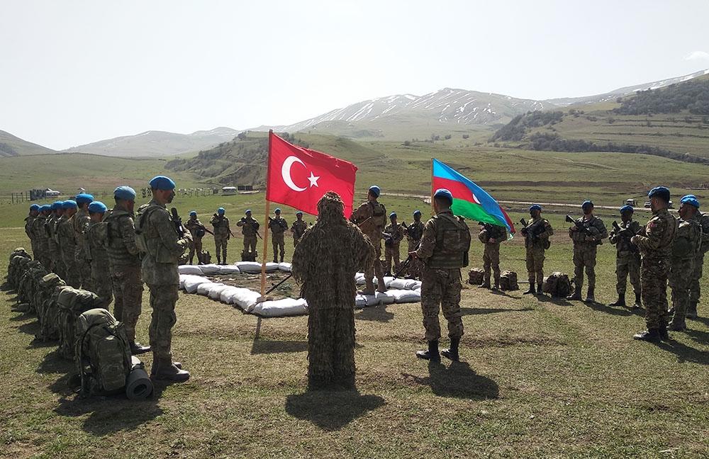 Azerbaijani, Turkish Armies Start Joint Operational-Tactical Exercises