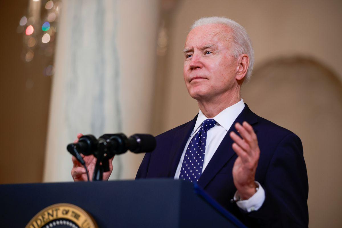 Biden Plays Politics with Genocide