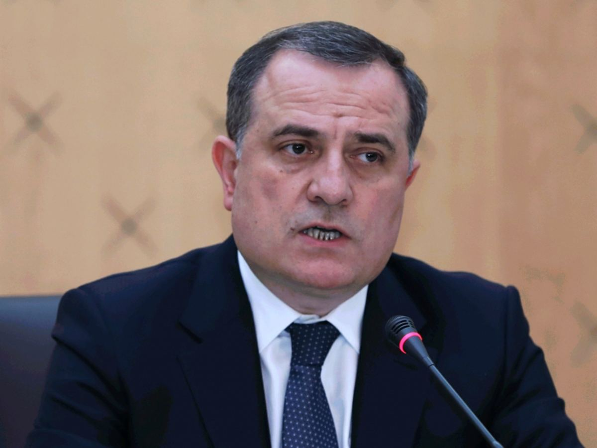Jeyhun Bayramov: Armenia Continues To Carry Out War Crimes Against Azerbaijan