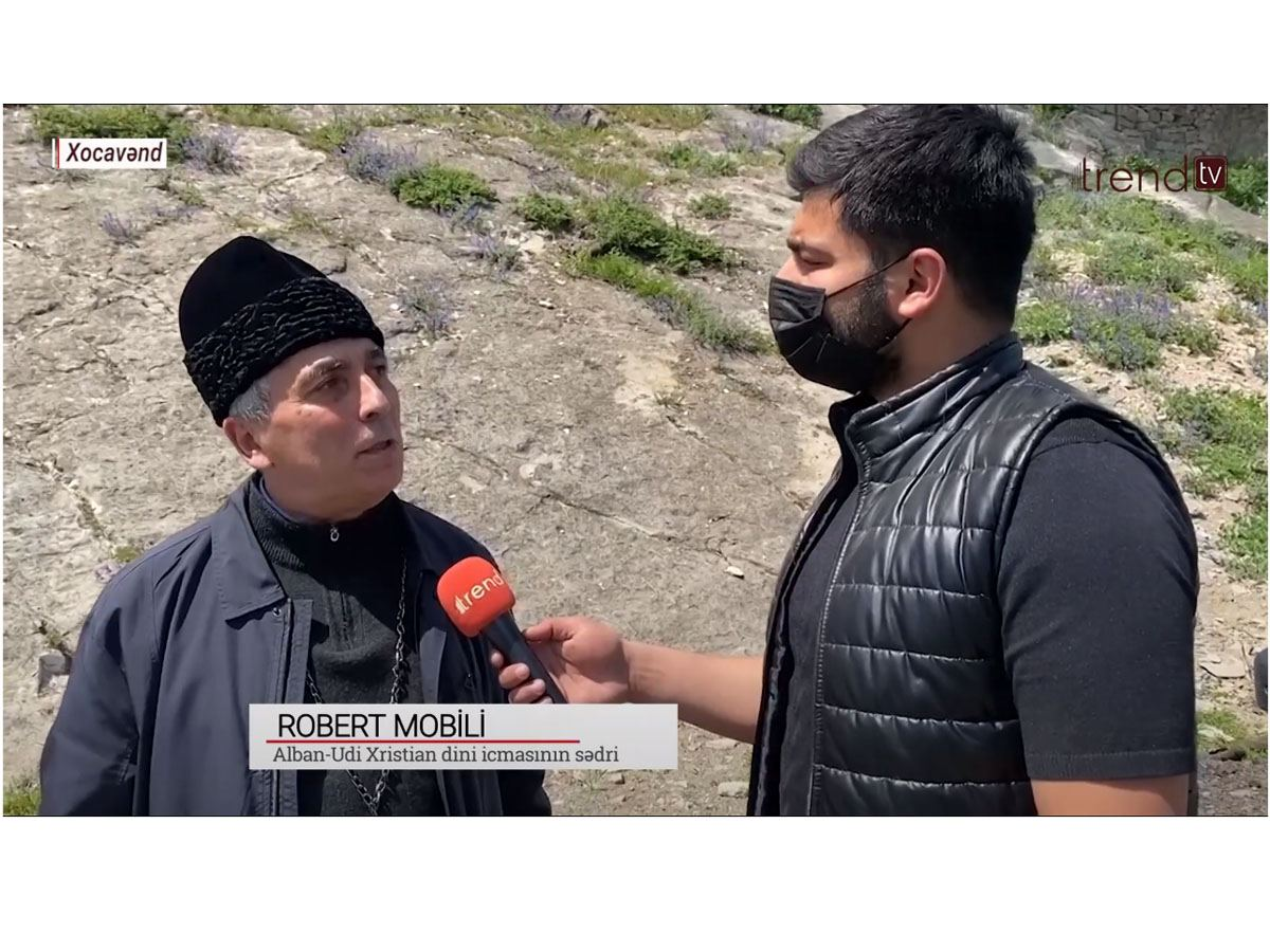 Head of Albanian-Udi community: Armenia Strived To Create History For Itself In Azerbaijan's Lands