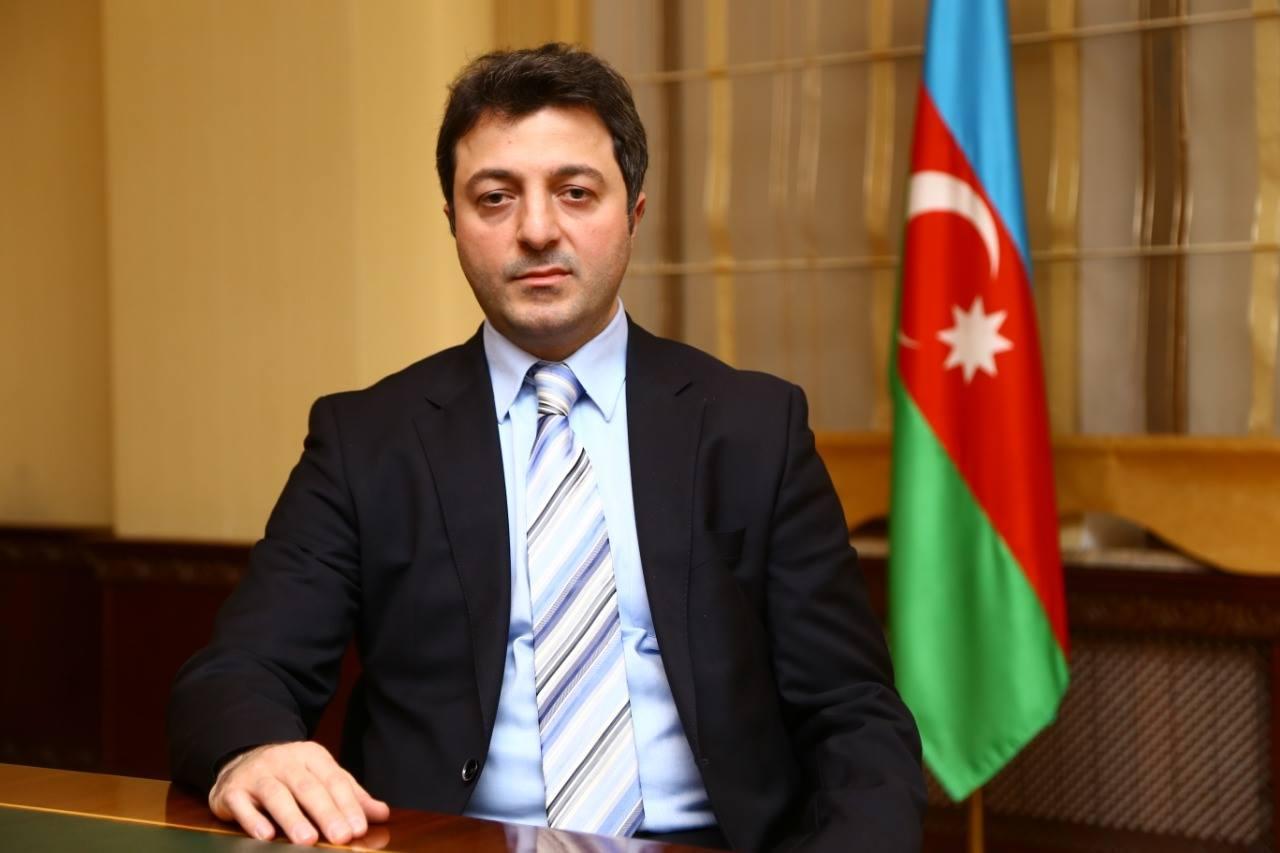 "Tural Ganjaliyev: ""Nagorno-Karabakh"" Separate Administrative-Territorial Unit No Longer Exists"