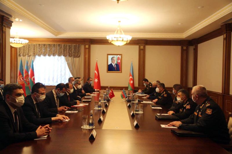 Azerbaijan and Turkey Will Ramp Up Military-Technical Cooperation