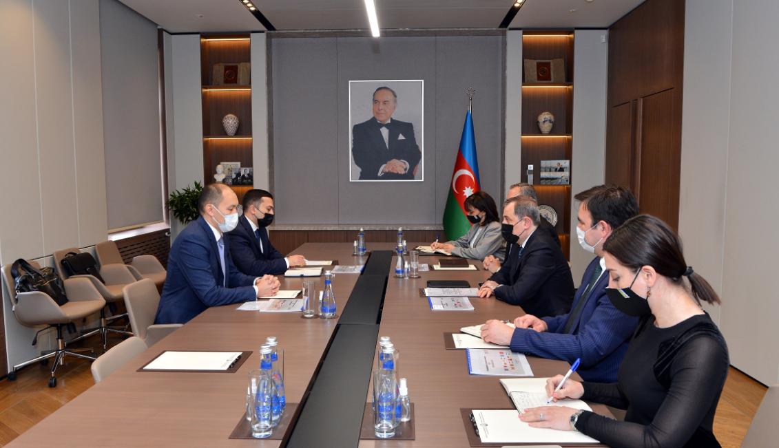 Azerbaijan, TRACECA Discuss Regional Opportunities of Post-Karabakh Conflict Period