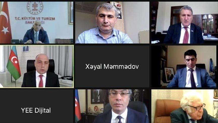 Turkish, Azerbaijani ministers praise Turkic-Islamic poets