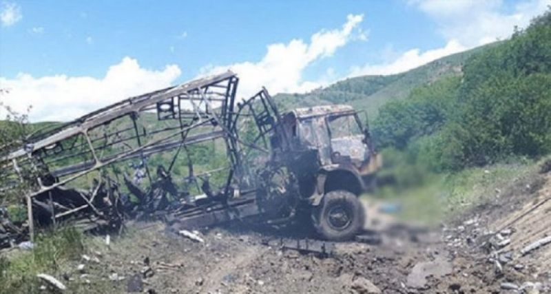 Prosecutor's office excludes the possibility of Armenian sabotage in case of a mine explosion of journalists