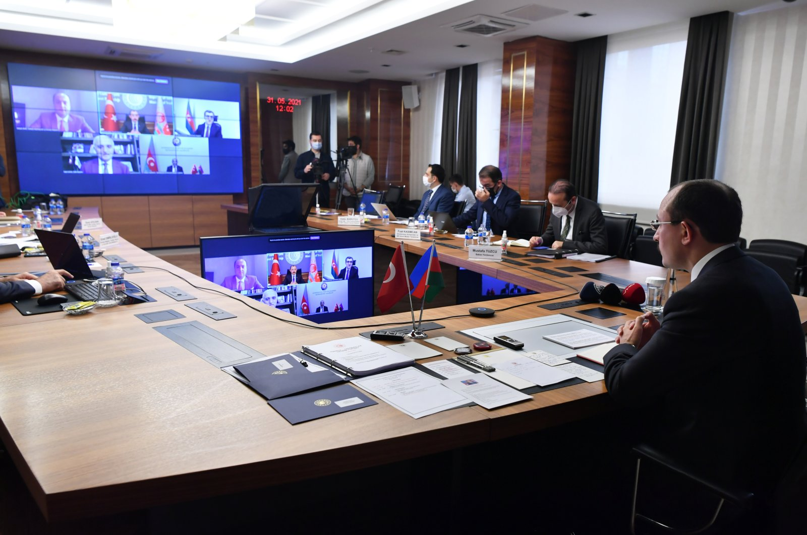 Turkish contractors aim to rebuild Azerbaijan's Nagorno-Karabakh