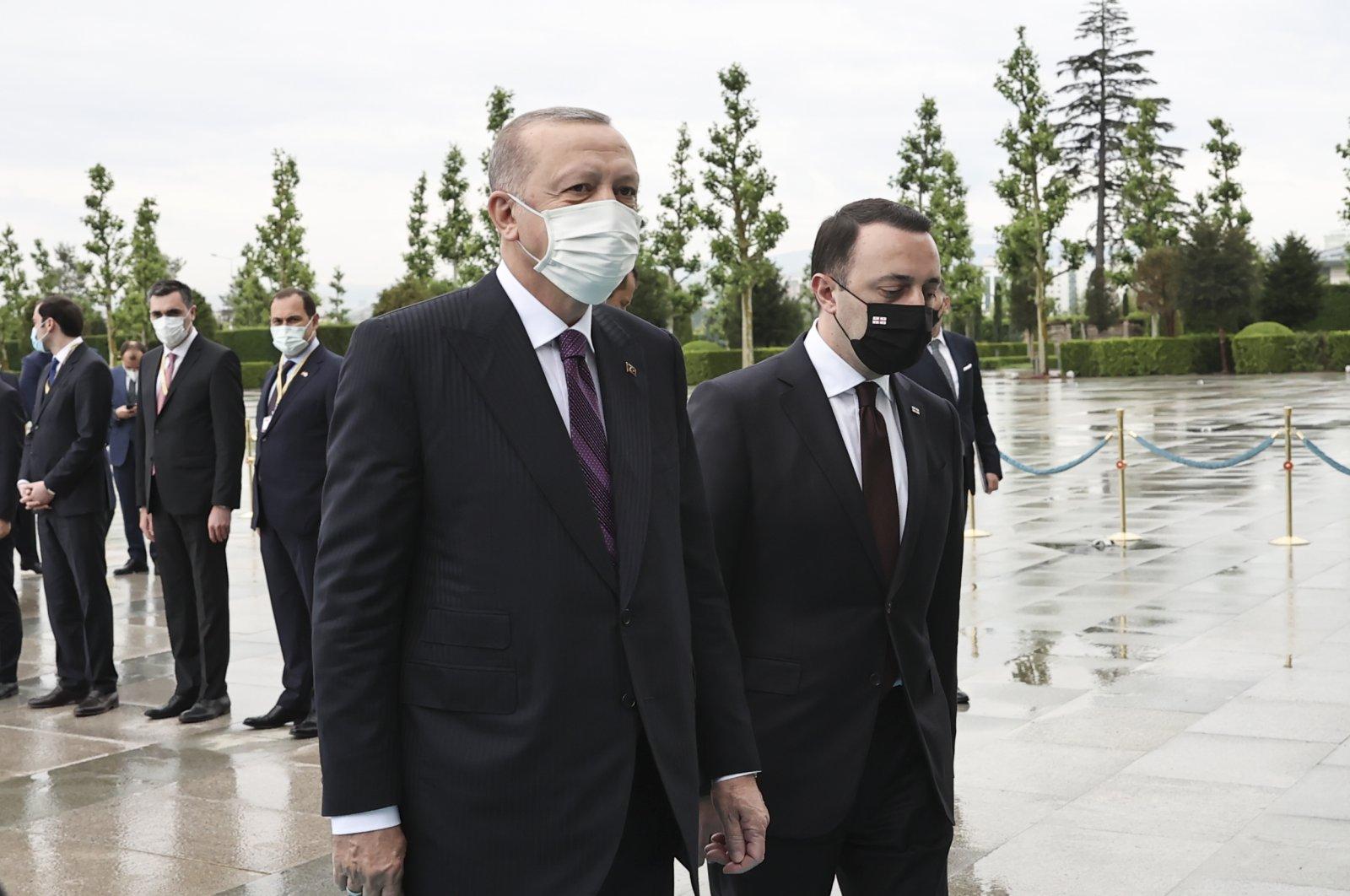 Turkey open to cooperation in Caucasus: Erdoğan