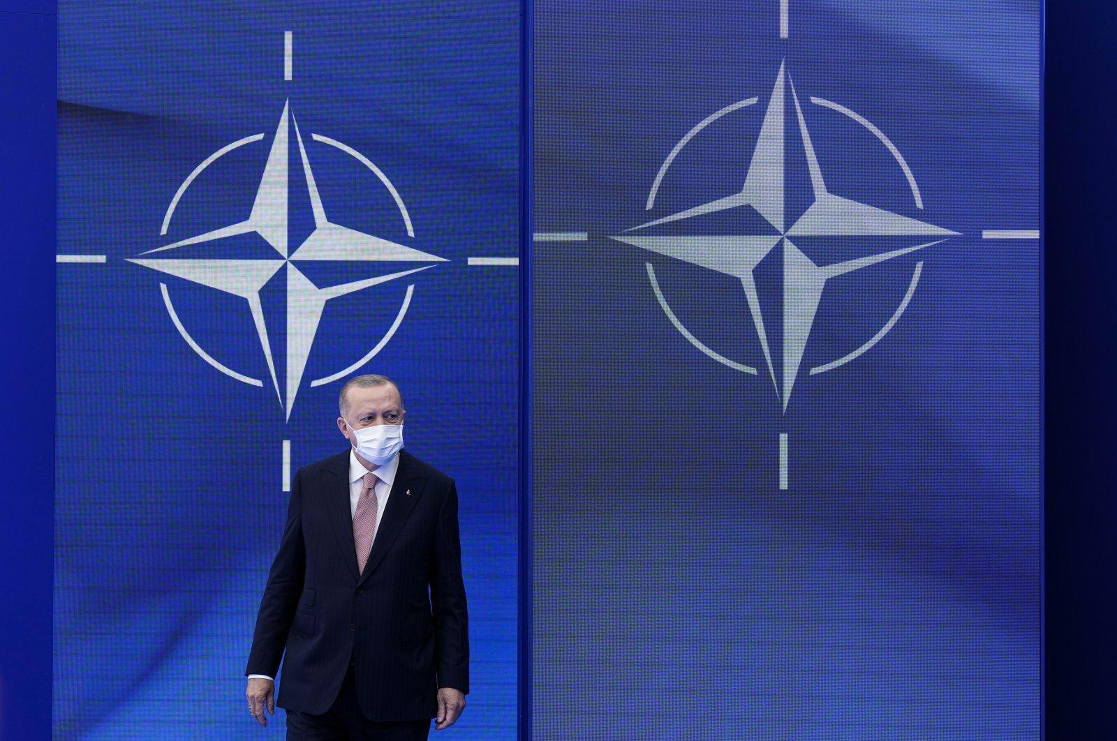 Turkey left alone by allies in fight against terrorism: Erdoğan