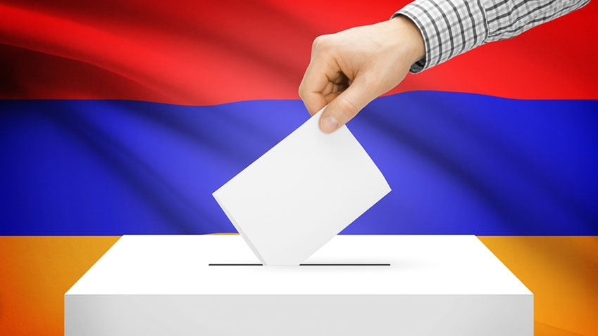 The Armenian Elections