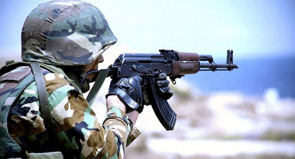 Armenian Armed Forces open fire on Azerbaijani units in direction of Kalbajar