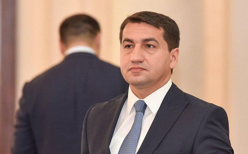 Hikmat Hajiyev: Azerbaijan welcomes NATO's role in ensuring international security