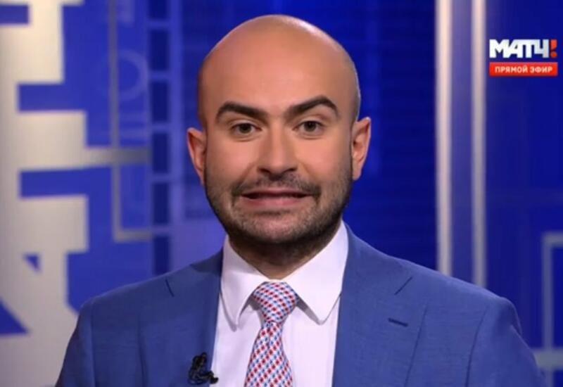 Armenian reporter of Russian 'Match TV' won't come to Baku for EURO-2020