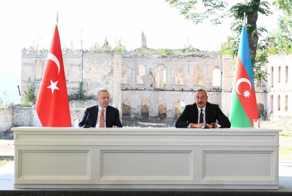 Shusha Declaration details: Azerbaijan-Turkey relations enter a new stage