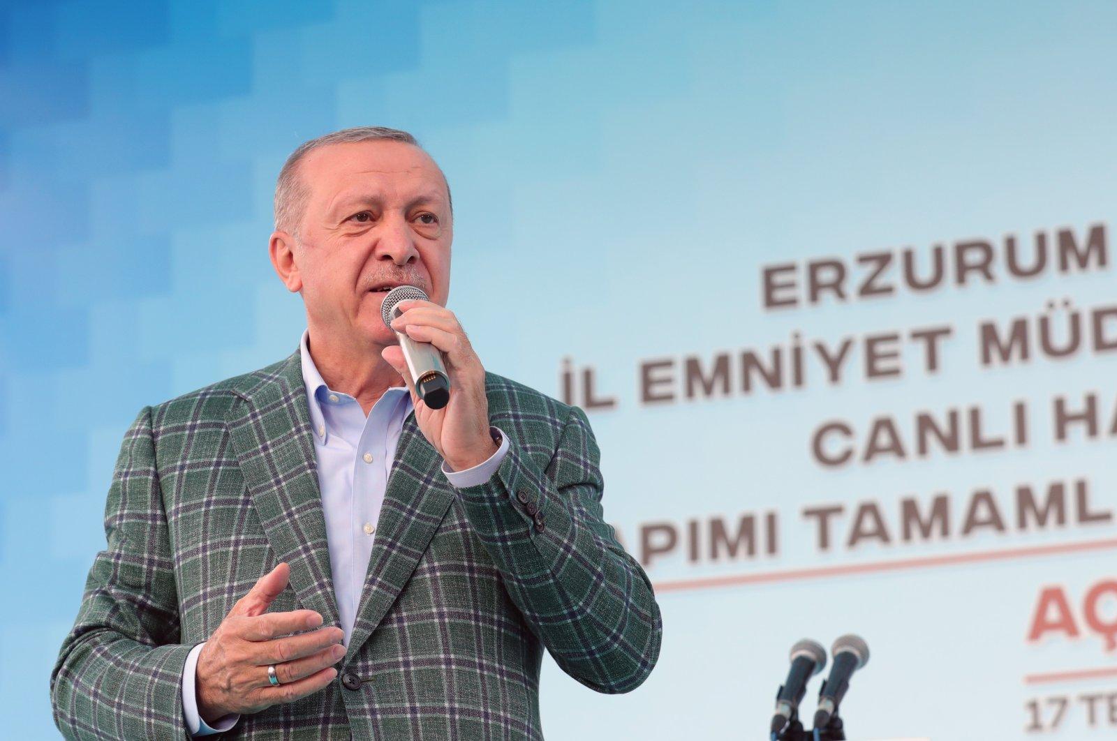 Erdoğan highlights normalization in Qurban Bayram message