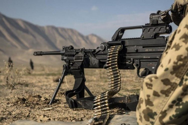 Illegal Armenian troops open fire at positions of the Azerbaijani Army around Shusha