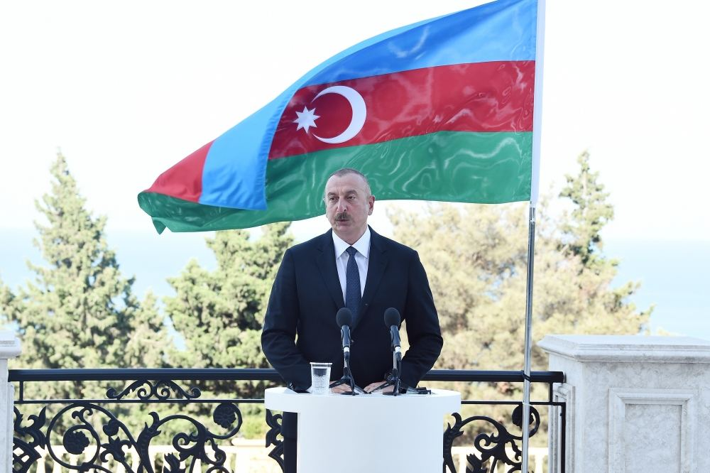 President Aliyev: Stability and security in region will become reality