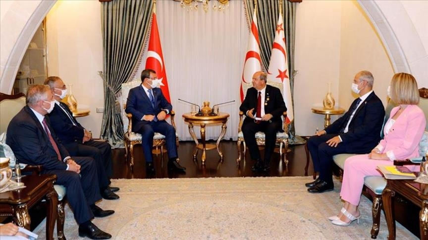 Azerbaijani parliament's delegation visits Turkish Cyprus for first time