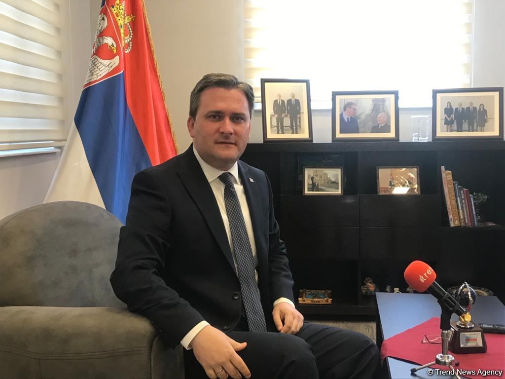 Nikola Selakovic: Serbia showing interest in Southern Gas Corridor to diversify supply sources