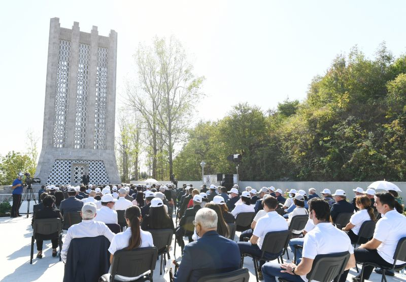 In 2022, the 270th anniversary of the town of Shusha will be celebrated