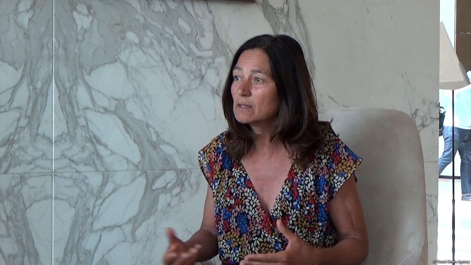 Sandrine Mörch: Settlements in Azerbaijan's liberated lands razed to the ground