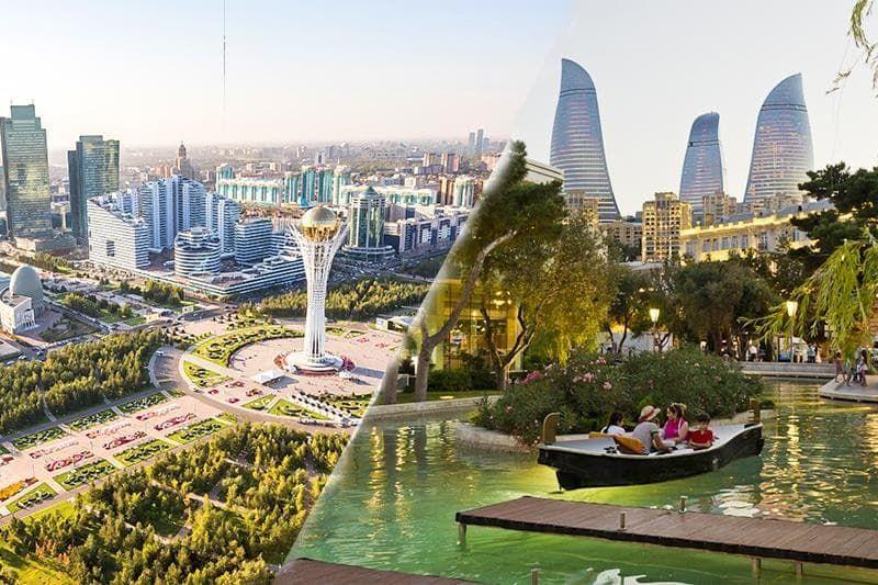 Baku and Kiev will become sister cities