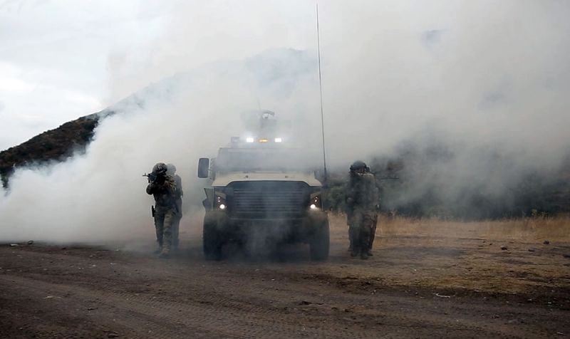 Joint Azerbaijani-Turkish exercises ended in the Lachin region