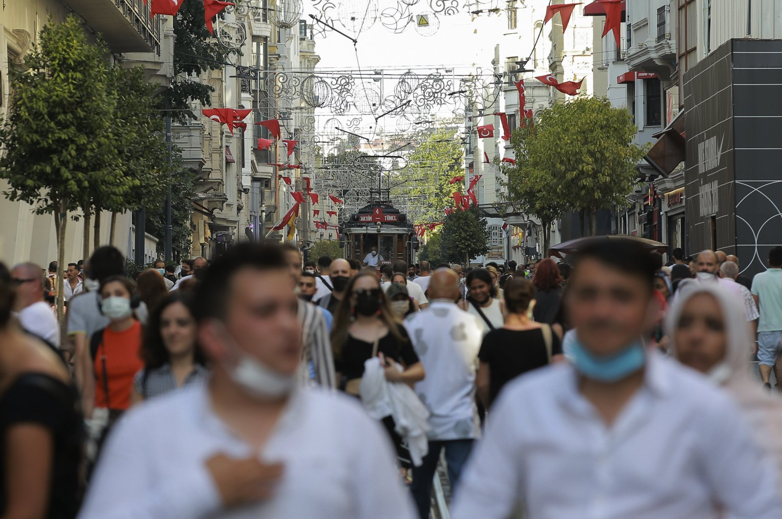 Turkish economy rebounds with record 21.7% growth in Q2