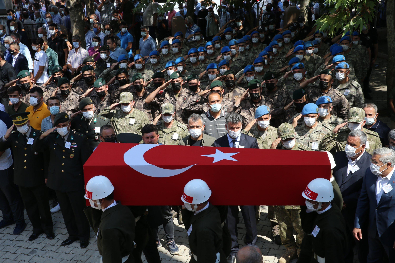 Terrorist attacks in N.Iraq kill 1 Turkish soldier, wound another
