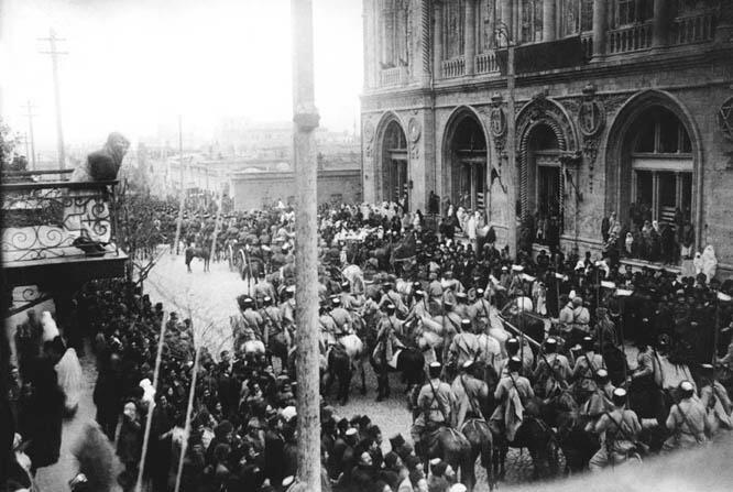 103 years passes since liberation of Baku by Caucasian Islamic Army