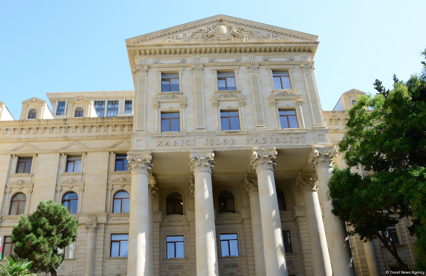 Azerbaijan will bring legal proceedings against Armenia to the international court