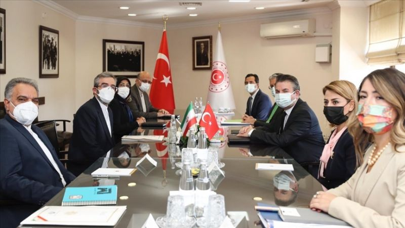 Representatives of the Foreign Ministries of Turkey and Iran discussed the situation in the South Caucasus